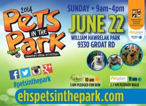 EDMONTON - Pets in the PARK!