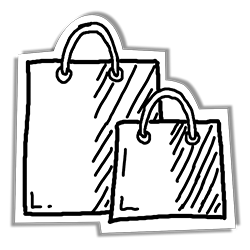 shopping_bags-papercut